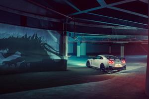 Nissan GTR Photoshoot