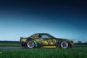 Nissan Silvia S13 Wallpaper