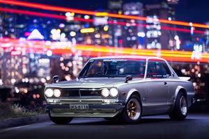 Nissan Skyline 2000 GT 4k