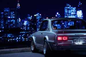 Nissan Skyline 2000GT 4k Wallpaper