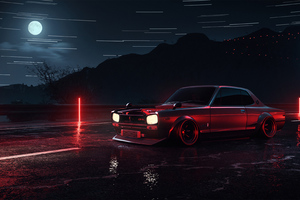Nissan Skyline 2000GT R Wallpaper