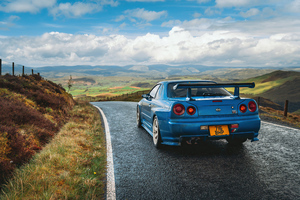 Nissan Skyline Gtr R34 Wallpaper