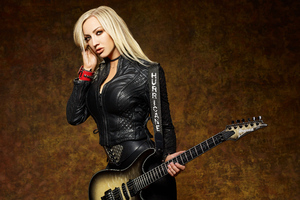 Nita Strauss Wallpaper