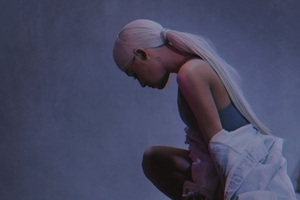 No Tears Left To Cry Ariana Grande Photoshoot 4k
