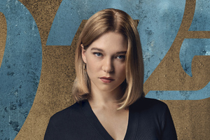 No Time To Die Lea Seydoux 4k