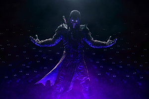 Noob Saibot Mortal Kombat 11 Wallpaper