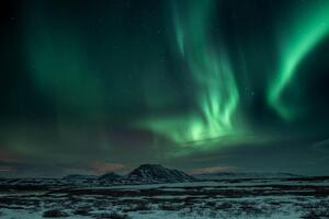 Northern Iceland Myvatn Wallpaper