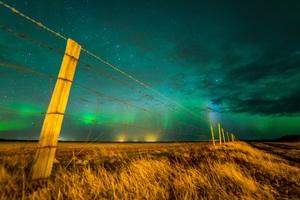 Northern Lights Sky 5k