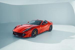Novitec Ferrari 812 GTS 2021 8k Wallpaper