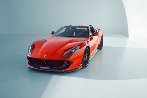 Novitec Ferrari 812 GTS 2021 Car Wallpaper