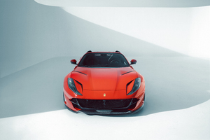 Novitec Ferrari 812 GTS 2021 Front Wallpaper