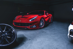 Novitec Ferrari F12 Wallpaper