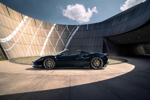Novitec Ferrari F8 Spider 2021 Wallpaper