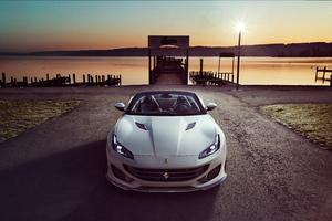 Novitec Ferrari Portofino 2019 Front
