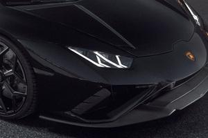 Novitec Lamborghini Huracan Evo Headlights Front Look 5k