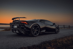 Novitec Lamborghini Huracan Evo Headlights Rear Look 10k