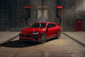 Novitec Lamborghini Urus 2019 5k Wallpaper