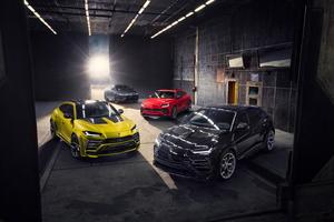 Novitec Lamborghini Urus 2019