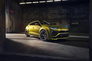 Novitec Lamborghini Urus Esteso 2019