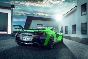 Novitec McLaren 570GT 4k
