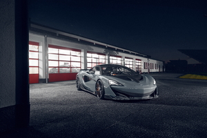 Novitec McLaren 600LT Coupe 2019