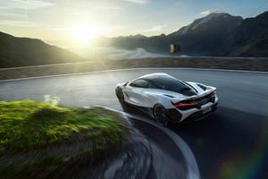 Novitec McLaren 720S 2018 4k