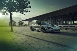 Novitec McLaren 720S Spider 2019 Wallpaper