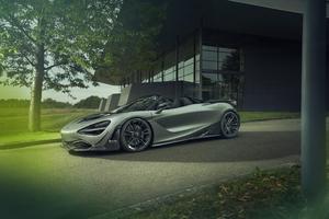 Novitec McLaren 720S Spider 2019 5k New Wallpaper
