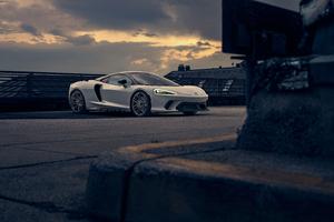 Novitec McLaren GT 2020 8k Wallpaper