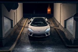 Novitec McLaren GT 2020 Front Wallpaper
