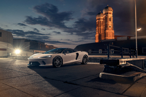 Novitec McLaren GT 2020 Wallpaper