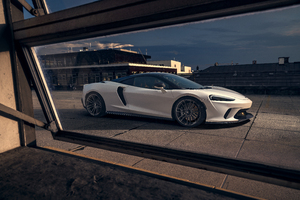 Novitec McLaren GT 2020 New Wallpaper