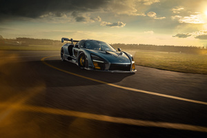 Novitec McLaren Senna 2020 Car Wallpaper