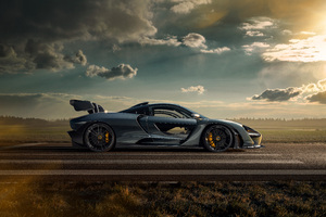 Novitec McLaren Senna 2020 New Wallpaper