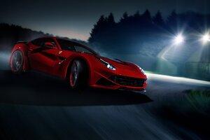 Novitec Rosso Ferrari