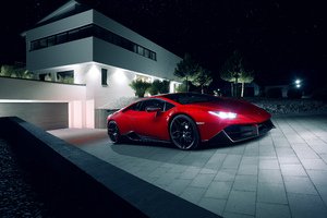 Novitec Torado Lamborghini Huracan 2018 Front