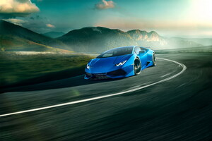 Novitec Torado Lamborghini Huracan Front