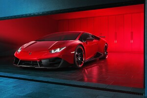 Novitec Torado Lamborghini Huracan Wallpaper