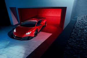 Novitec Torado Lamborghini Huracan RWD 2018 5K