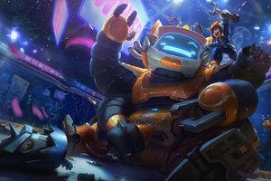 Nunu Bot League Of Legends 8k