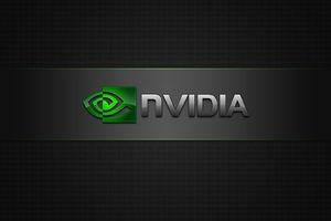 Nvidia Brand Logo Wallpaper