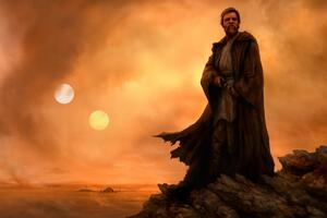 Obi Wan Kenobi Star Wars 4k Wallpaper