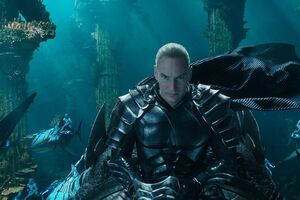 Ocean Master In Aquaman Movie