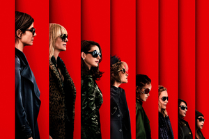 Oceans Eight 2018 Movie