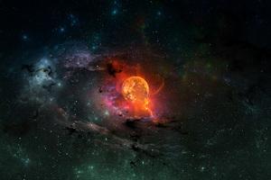 Odisee Space 4k Wallpaper