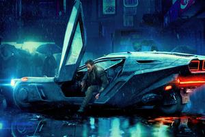 Officer K Blade Runner