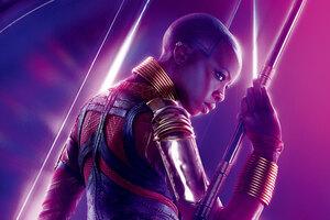 Okoye In Avengers Infinity War 8k Poster