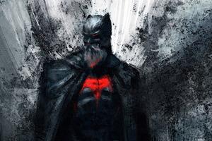 Old Batman 2020 4k Wallpaper