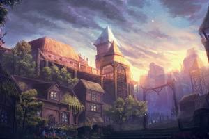 Old City Fantasy