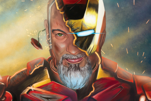 Old Iron Man